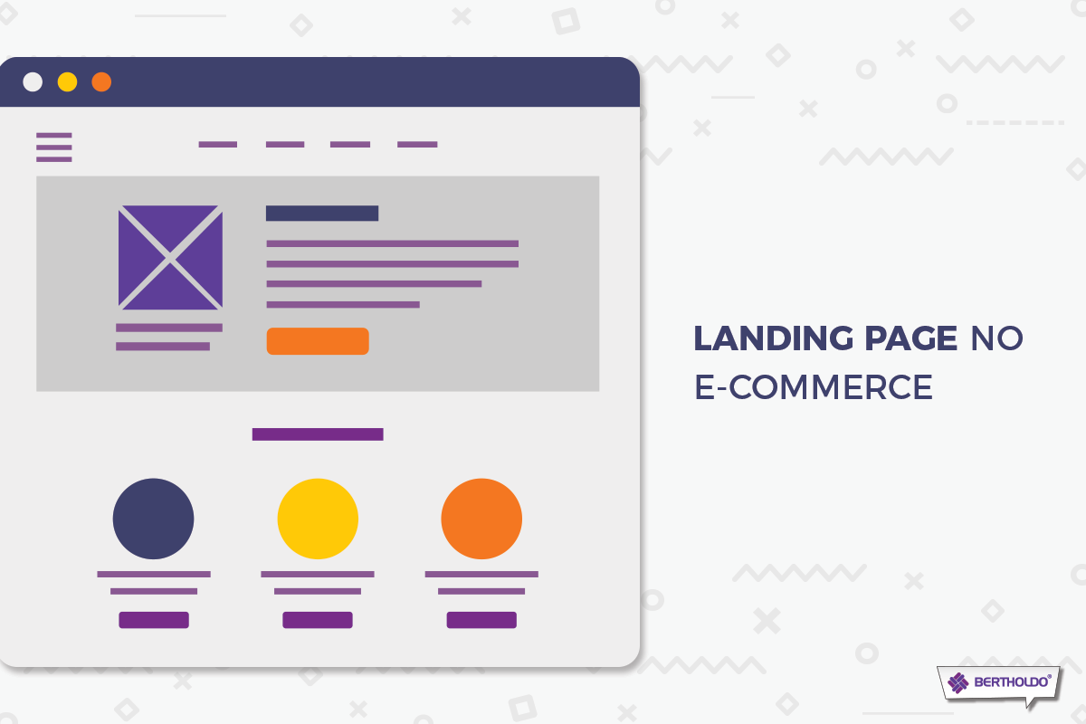 Landing Page no E-Commerce