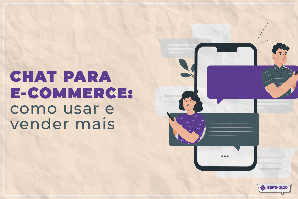 Chat para e-commerce: como usar e vender mais
