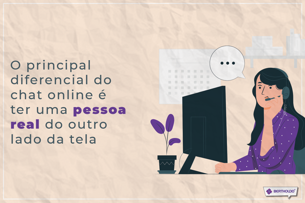 Chat online para e-commerce
